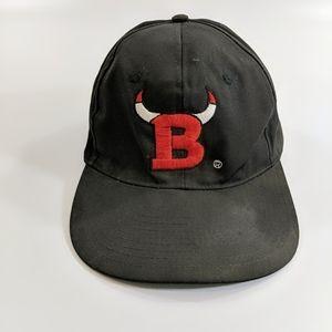 RARE Vintage 90's Chicago Bulls Apple Hat